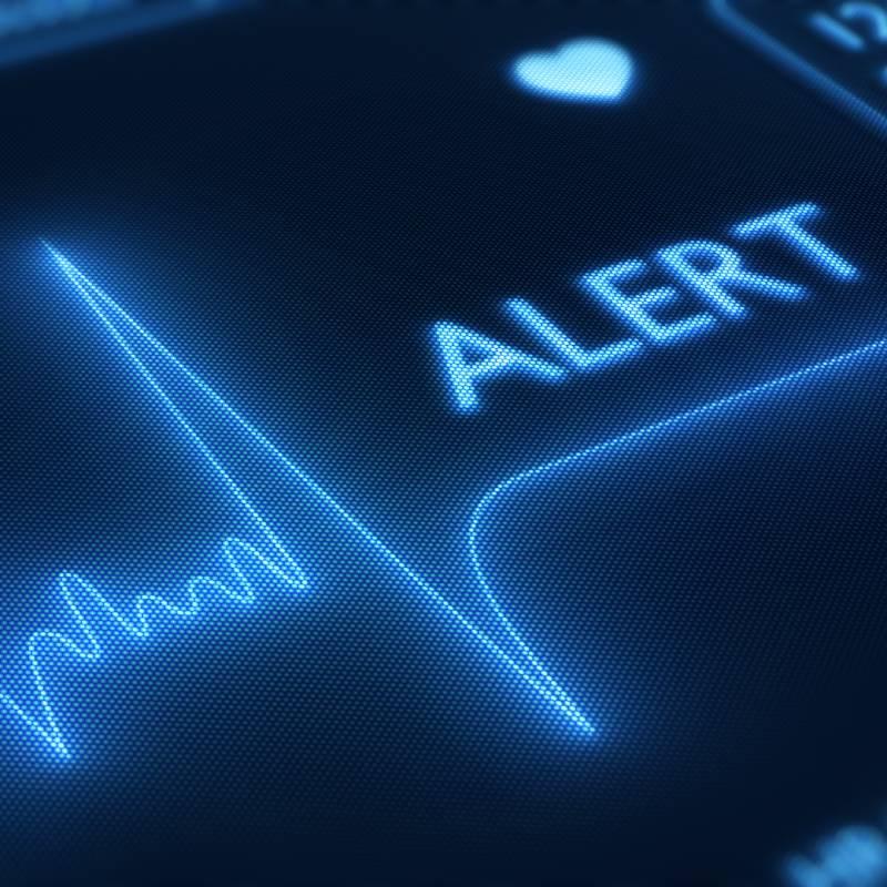 Electronic Alert